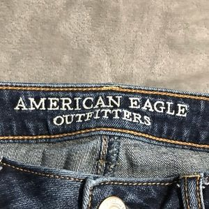 American Eagle Outfitters Jeans - 🦅American Eagle Boy Crop Stretch Jeans!